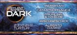 Party Flyer Psylent Society: Dark 23 Oct '21, 23:00