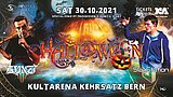 Party Flyer ★ ProgVisions Halloween Special ★ w/ Gonzi, Slaystation, Predator, Harlekin uvm. 30 Oct '21, 21:00