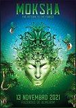 Party Flyer Moksha - The return to the forest 13 Nov '21, 22:00