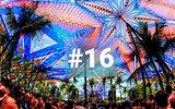 Party Flyer Universo Paralello Festival #16 27 Dec '21, 22:00