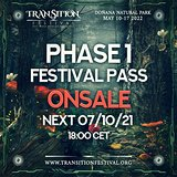 Party Flyer Transition Festival 2022 10 May '22, 22:00